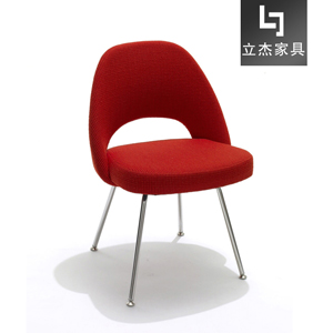 沙里宁单椅Saarinen-Executive-armless-chair